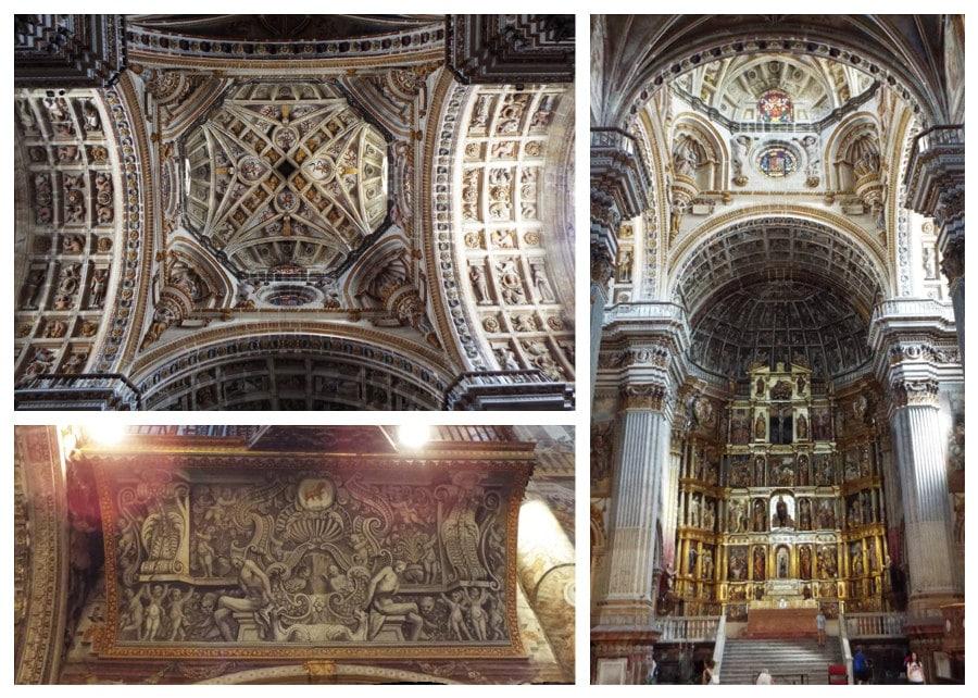 Granada: San Jeronimo monastero