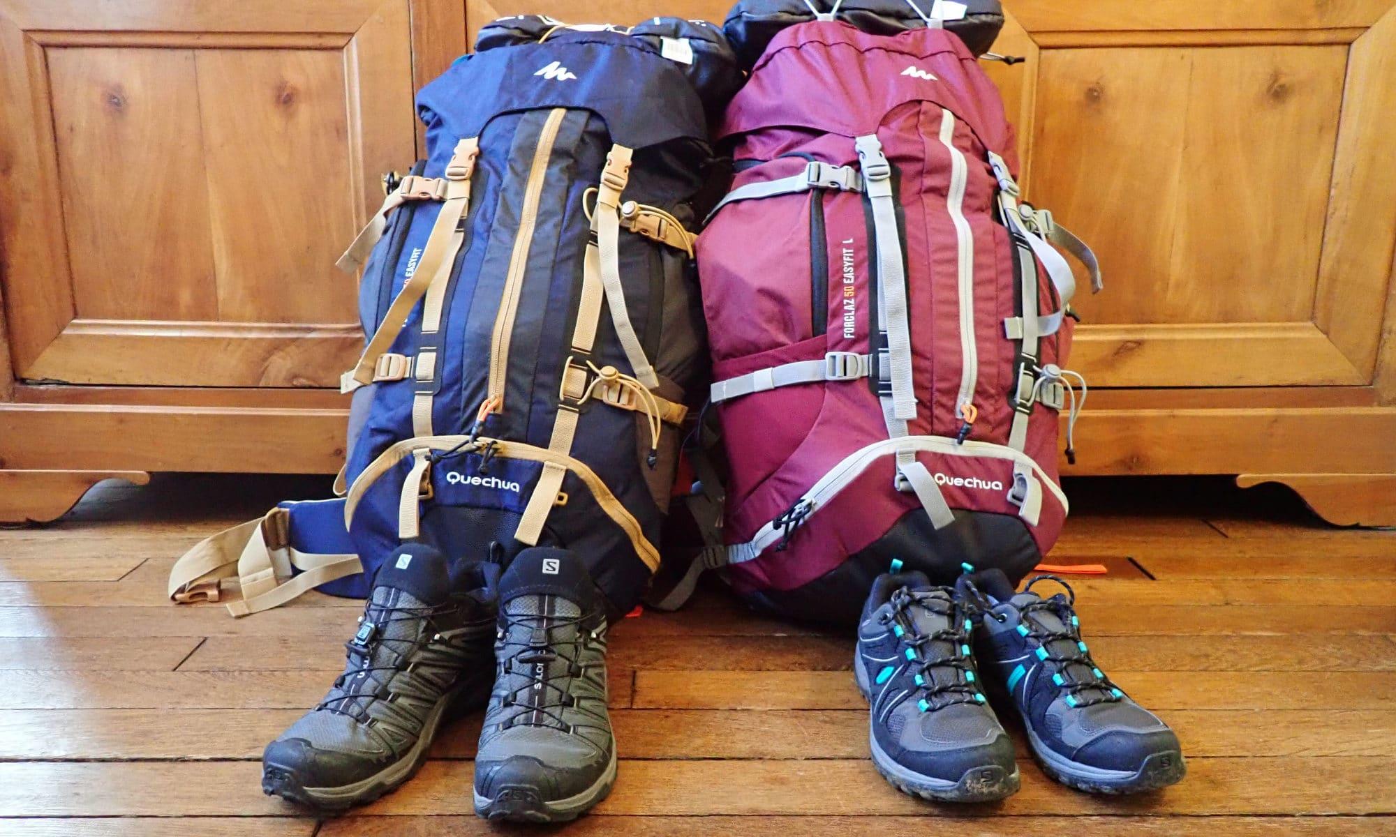 Trip Backpacks