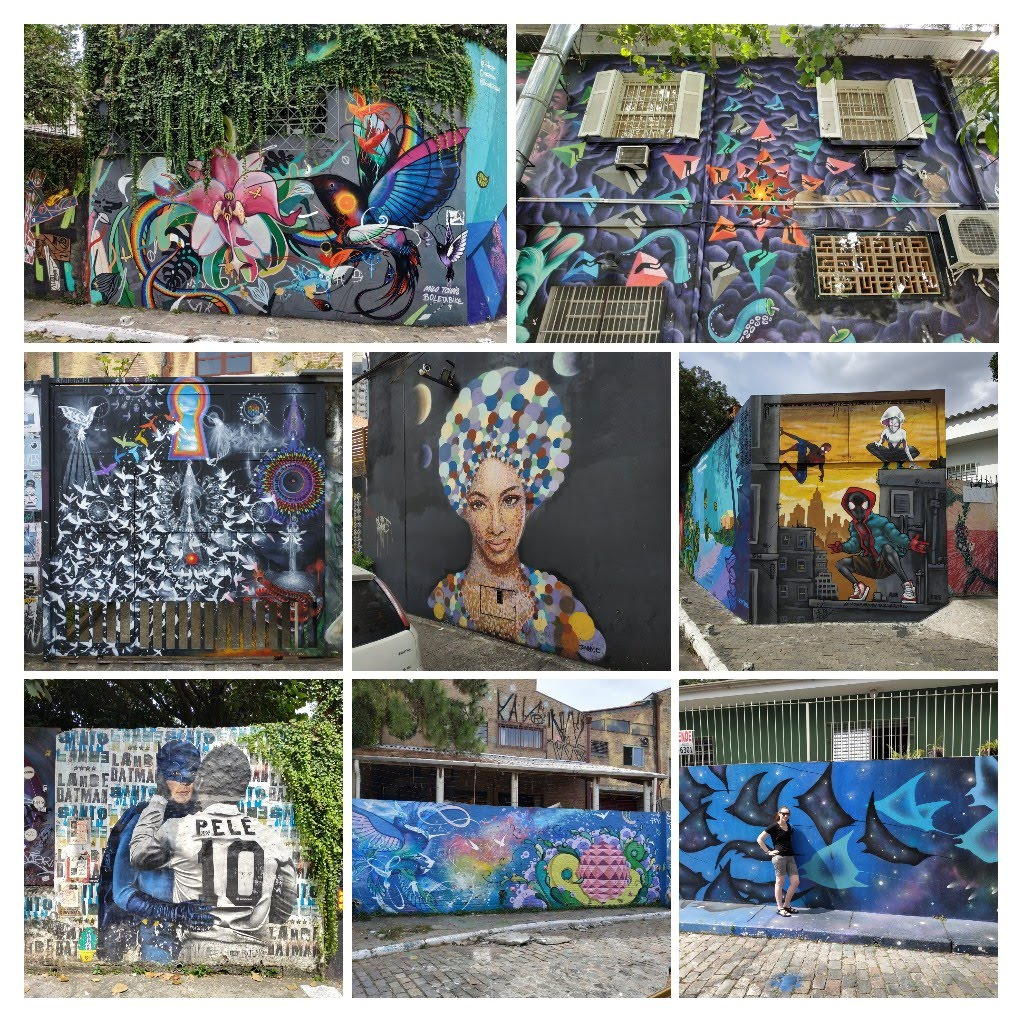 Beco do Batman San Paolo