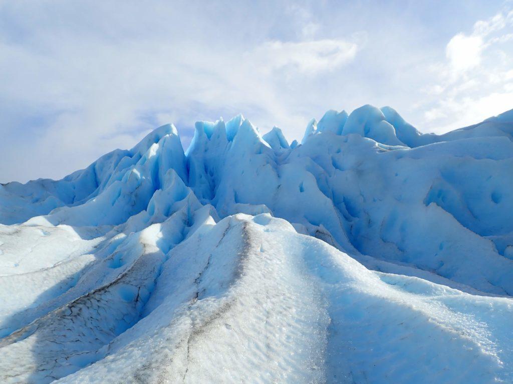 Glaciar camminata
