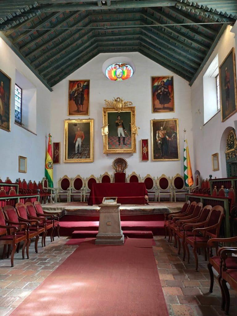 Casa Libertad Sucre