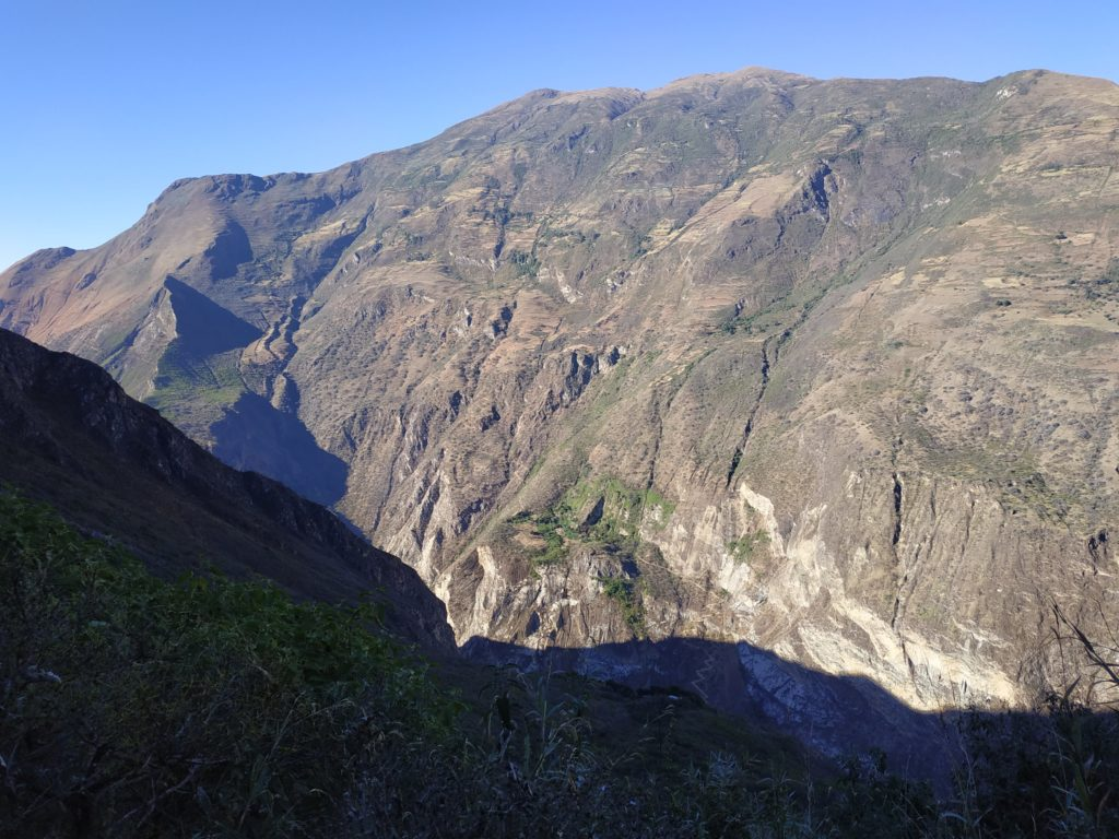 Choquequirao day 2