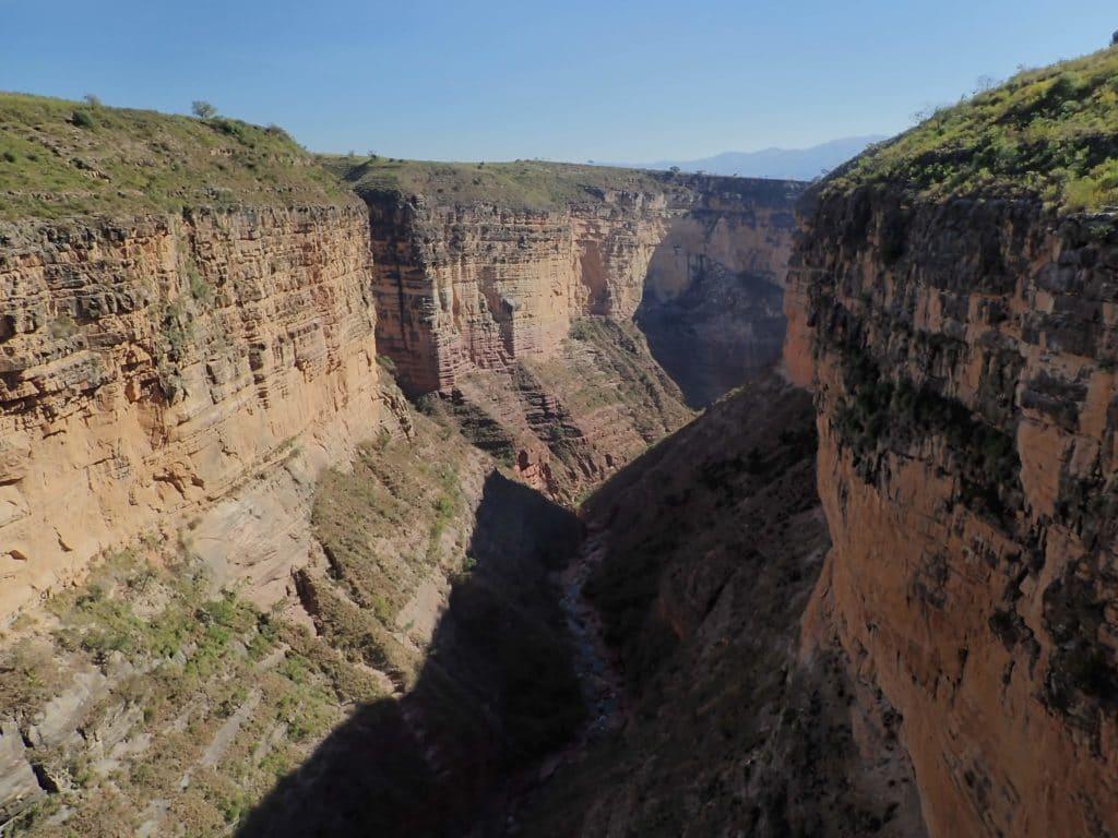 torotoro canyon
