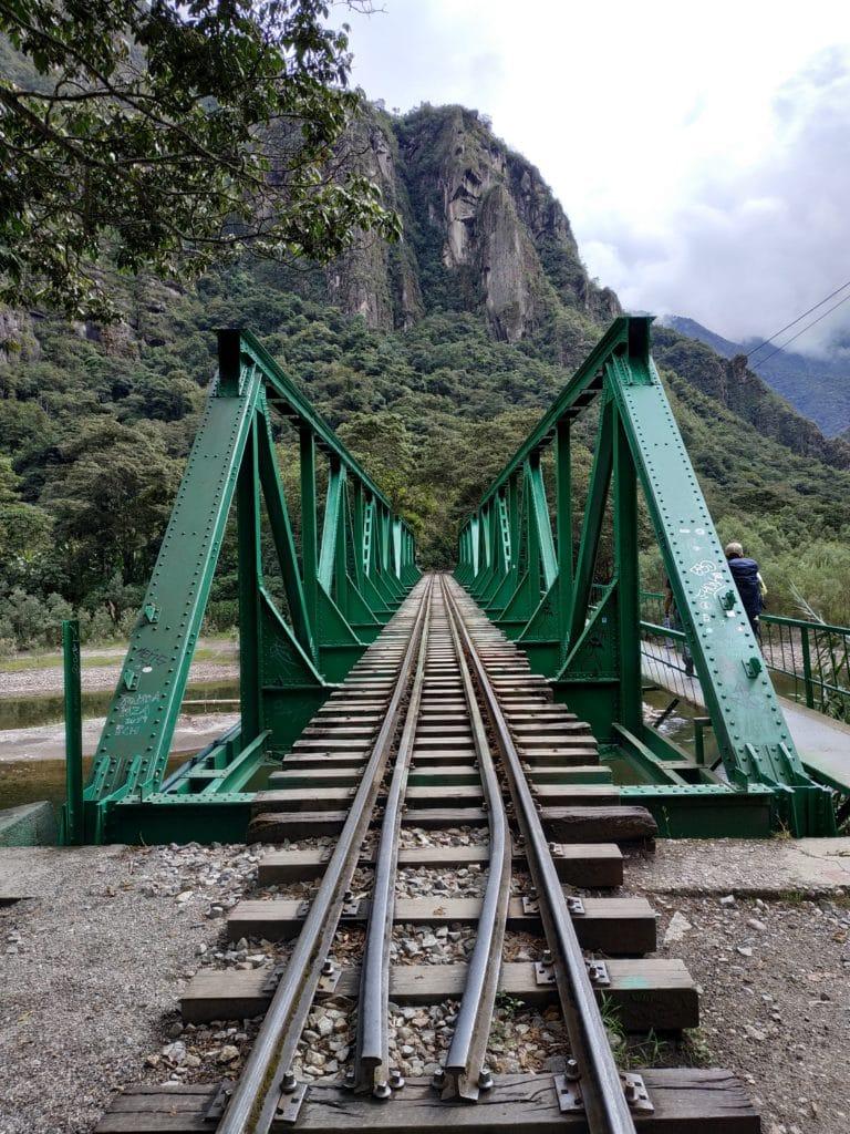 binari Machu Picchu