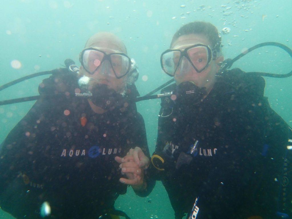 Diving Mancora
