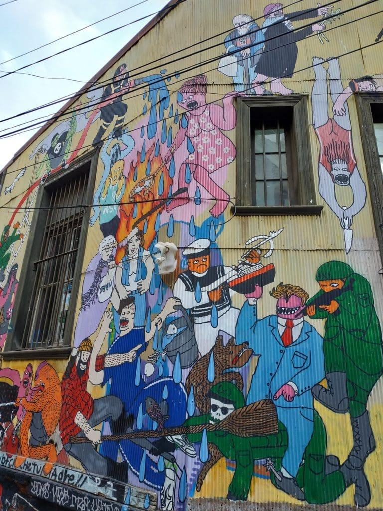 Politico graffiti