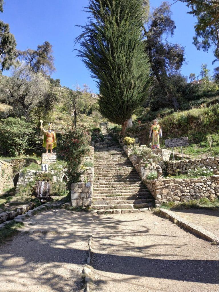 Inca Stairs
