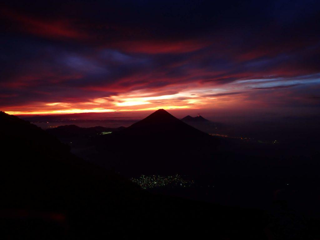 Acatenango Sunrise Pacaya