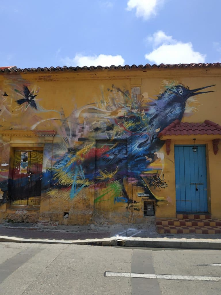 Getsemani streetart