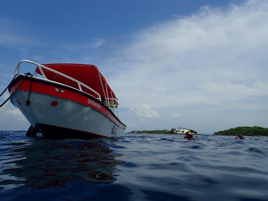barca isla grande