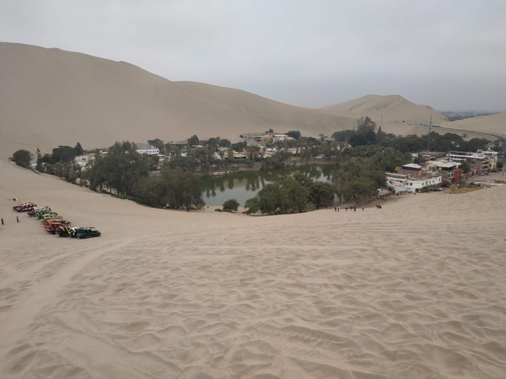 Huacachina Perù